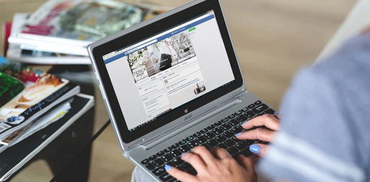 come creare evento facebook