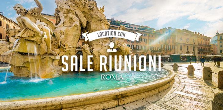 Guida delle Sale Riunioni a Roma
