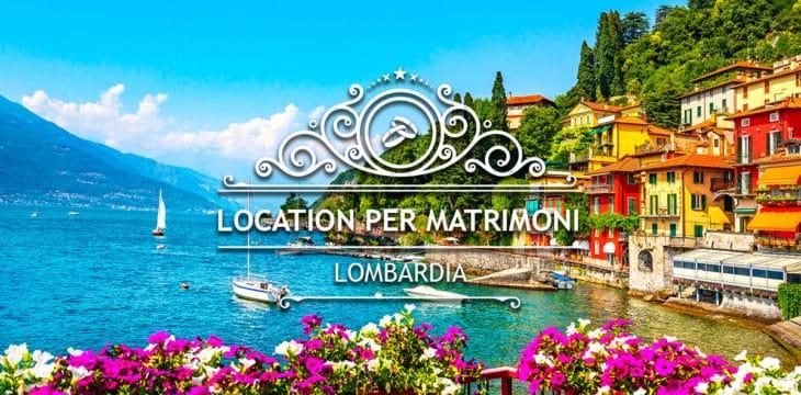 Ville per matrimoni in Lombardia