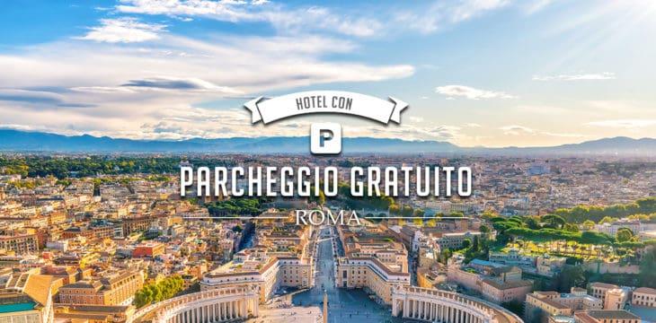 Hotel congressuali con parcheggio gratuito a Roma