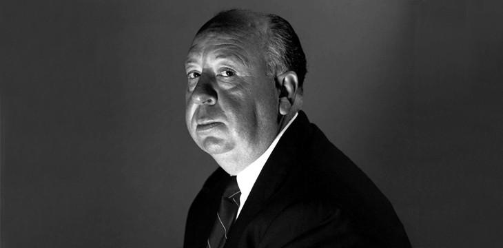 cena con delitto Hitchcock