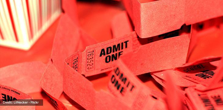 Quanto costa vendere biglietti online?