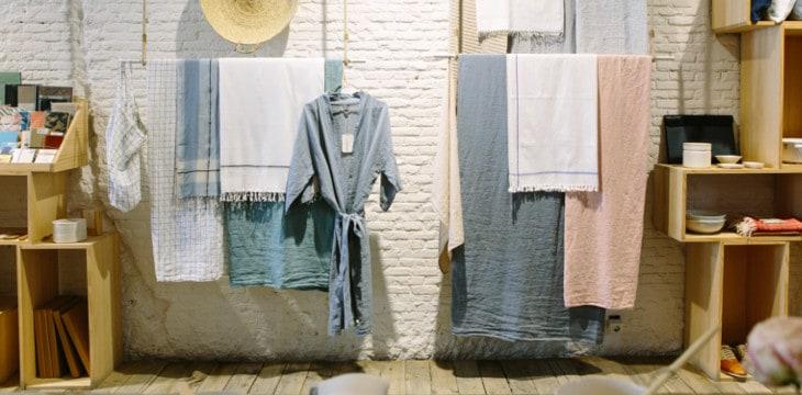 temporary shop/store