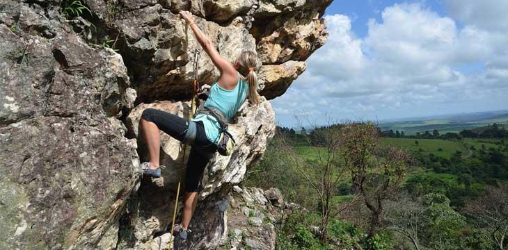 Arrampicata: Team Building in alta quota