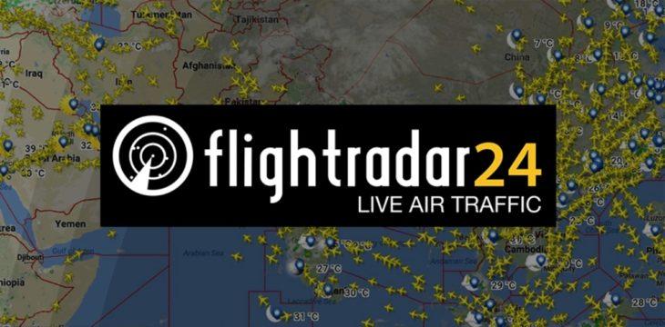 Flight Radar 24: segui i voli direttamente dal tuo smartphone