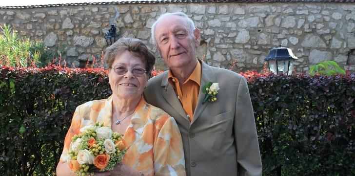 Anniversario Di Matrimonio Tedesco.50 Anni Di Matrimonio Come Festeggiare Al Meglio Le Nozze D Oro