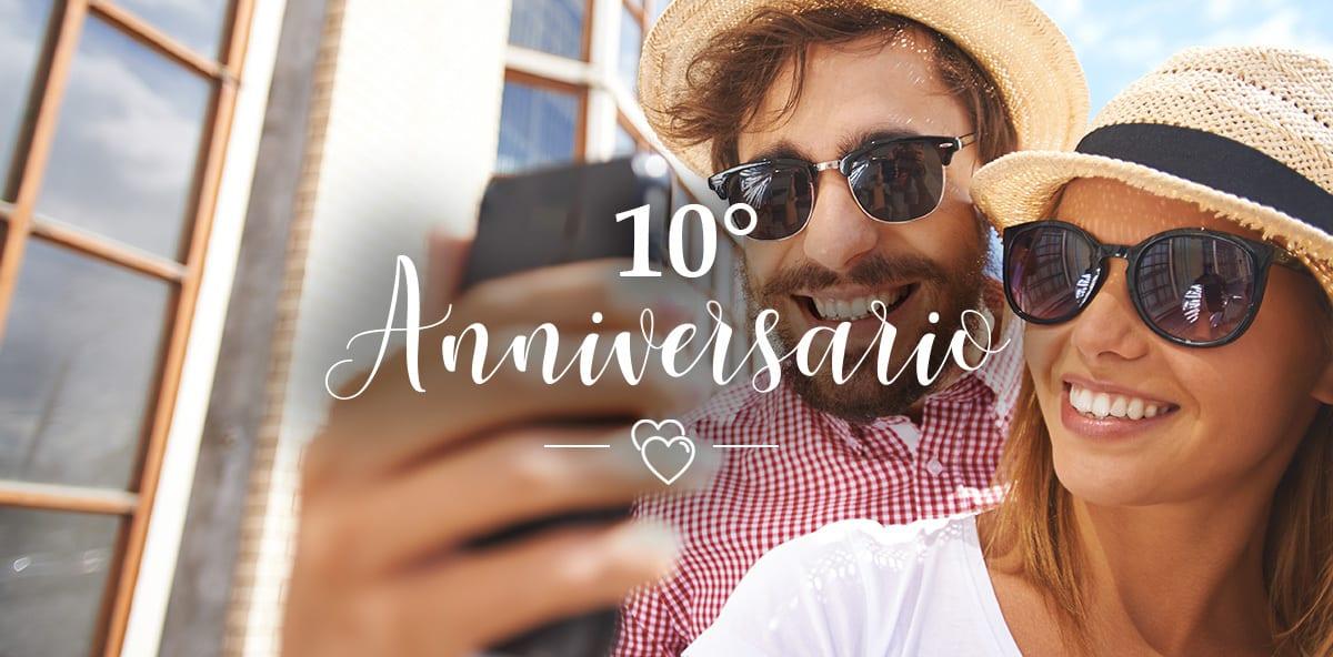 Anniversario 10 Anni Matrimonio.Come Festeggiare L Anniversario Di 10 Anni Di Matrimonio