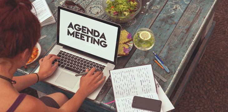 Come scrivere l'Agenda di un meeting