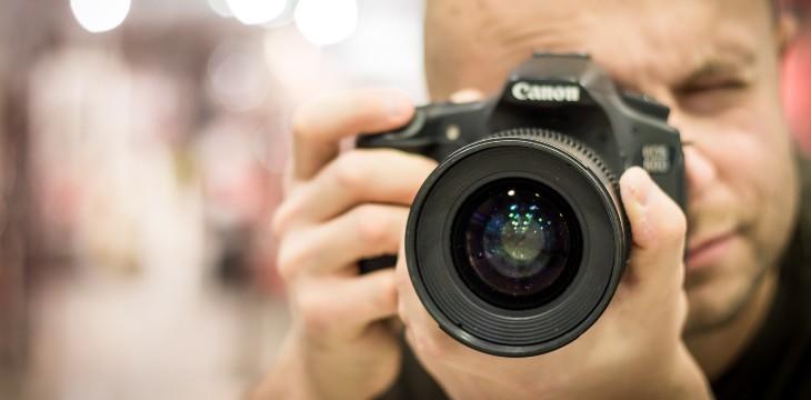 fotografo per eventi