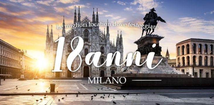 18 Anni Milano