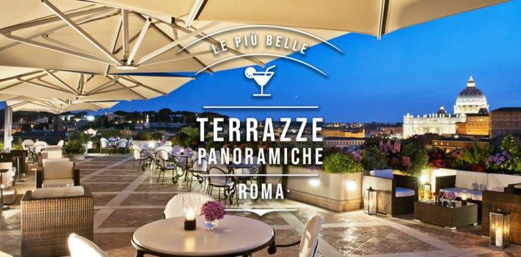 Terrazze Panoramiche A Roma Le Più Belle Per Una Serata In