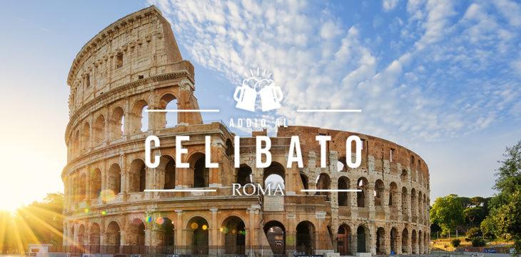 Addio celibato roma