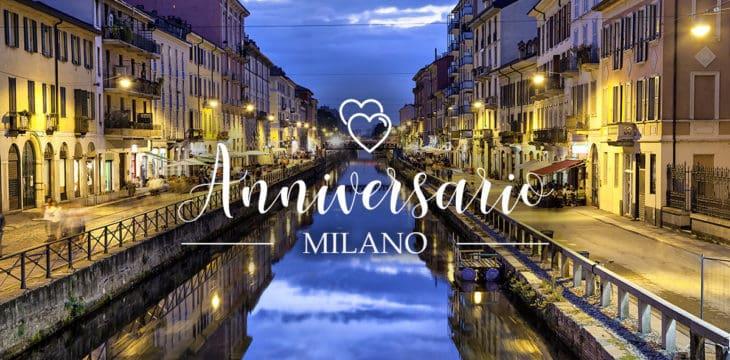 anniversario a Milano: dove festeggiarlo
