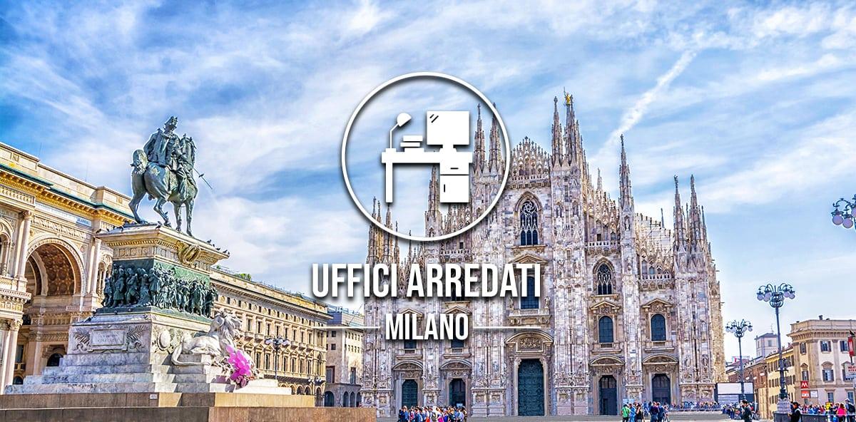 Uffici arredati a Milano: i migliori della città e provincia