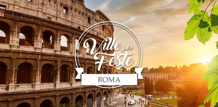 Ville per feste a Roma