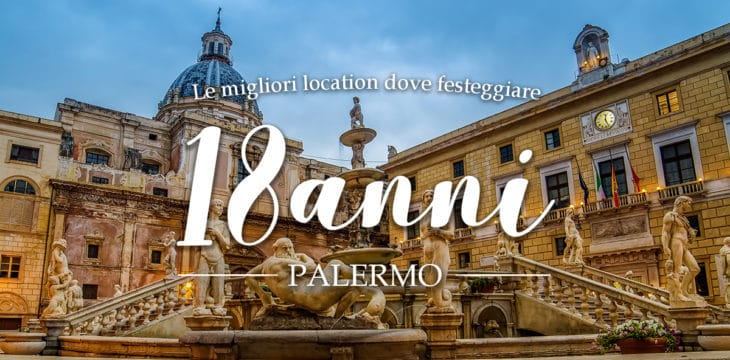 Diciottesimo a Palermo