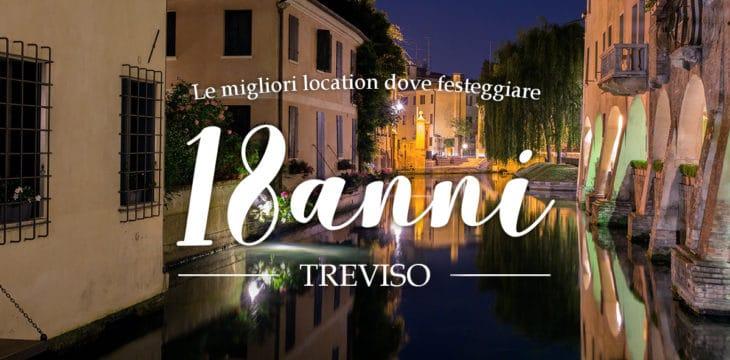 Festa 18 anni Treviso