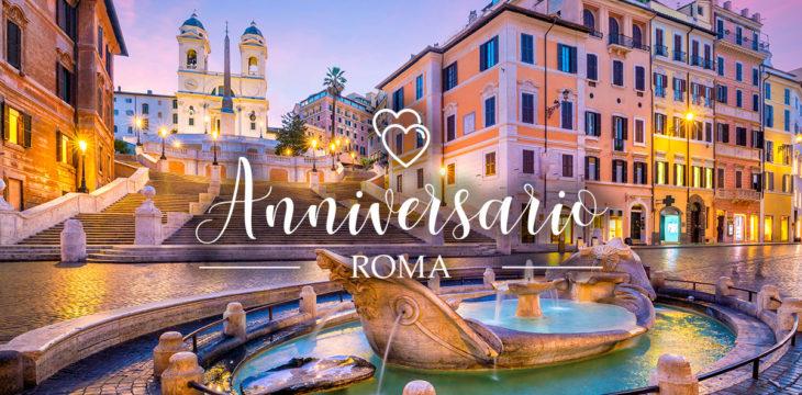 anniversario a Roma: dove festeggiare