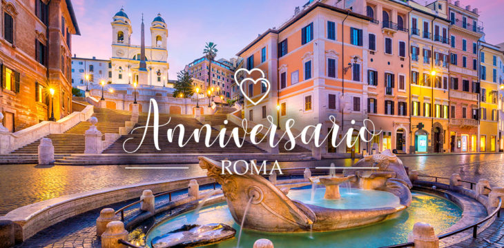 Anniversario Matrimonio Dove Festeggiare.Anniversario Di Matrimonio A Roma Dove Festeggiare