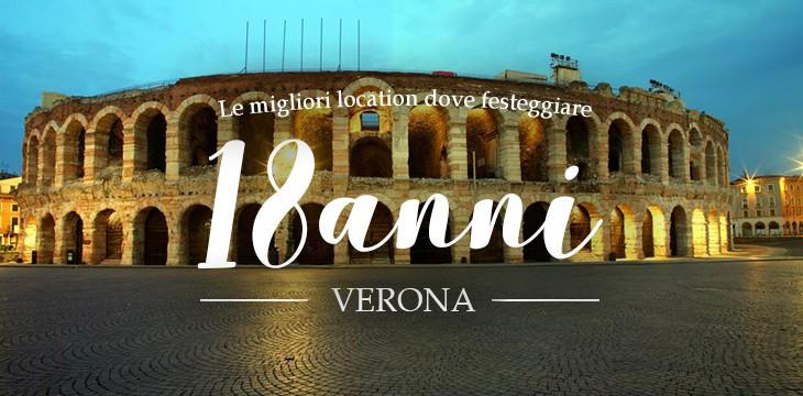 Locali per 18 compleanno a Verona