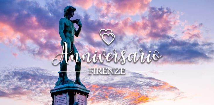 Anniversario a Firenze