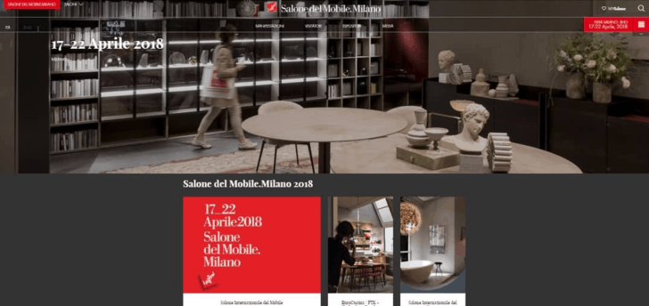 Calendario Fiere Milano.Calendario Fiere Italia Le Principali Per Il 2018