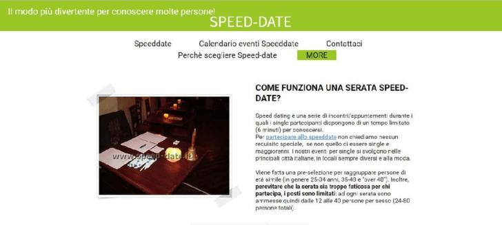 recensioni di speedny dating cs go matchmaking lag