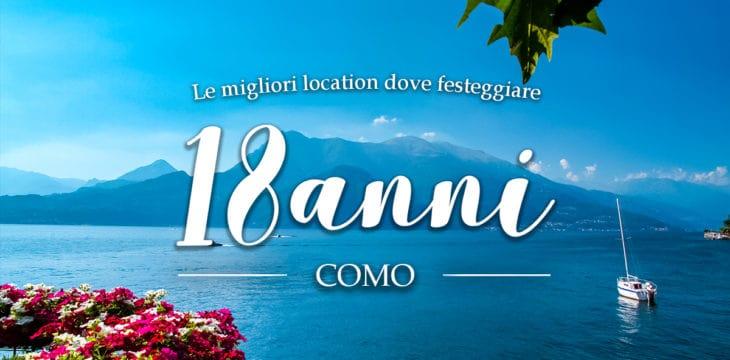 Locali per Feste 18 anni a Como