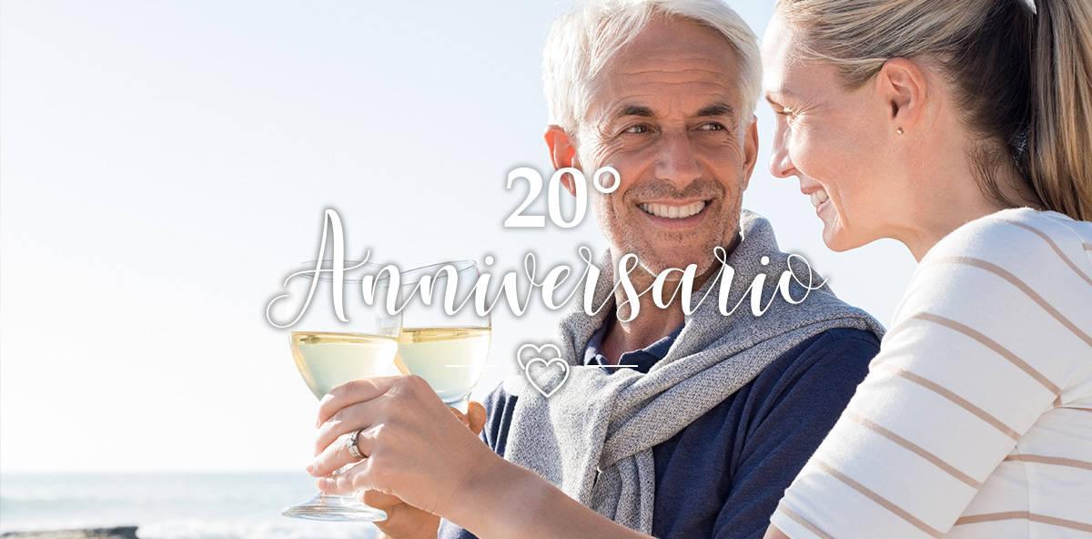 Anniversario Di Matrimonio 20 Anni.Come Festeggiare 20 Anni Di Matrimonio Idee Regalo E Festa