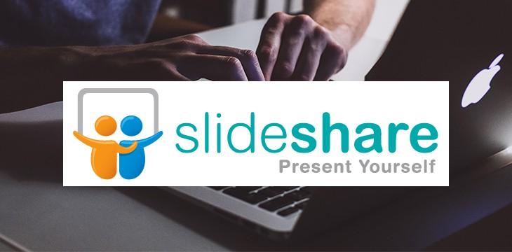 SlideShare: il modo più semplice per condividere presentazioni