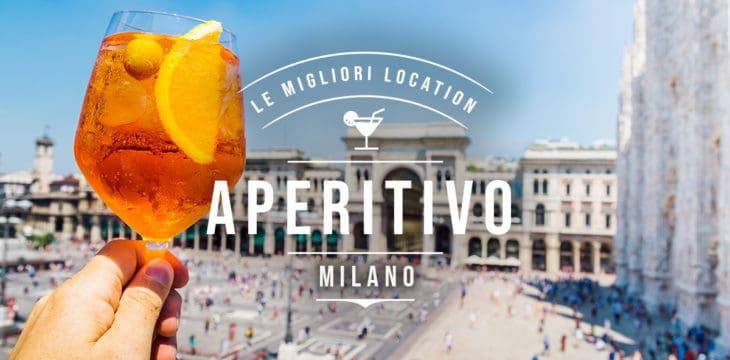Aperitivo a Milano: i migliori locali dove farlo