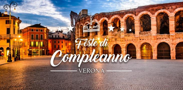 Locali per feste di compleanno a Verona