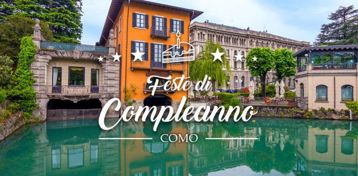 Locali per feste di compleanno a Como