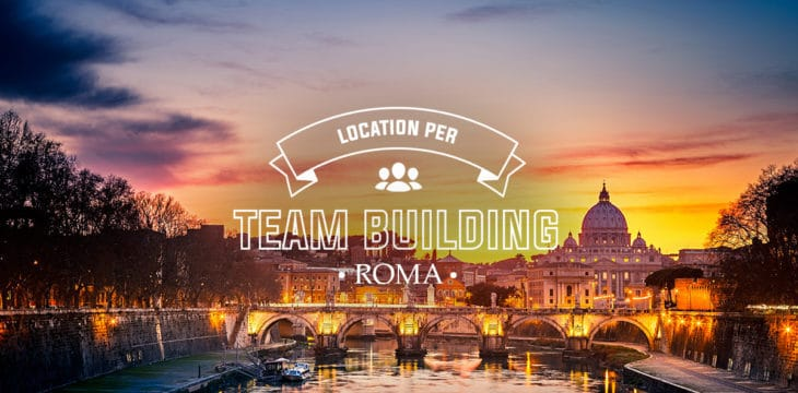 Location per team building in Italia