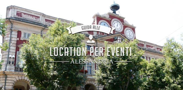 Location per eventi ad Alessandria