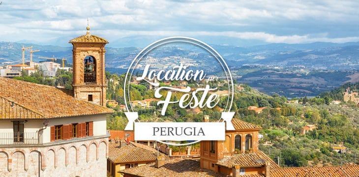Location per feste a Perugia