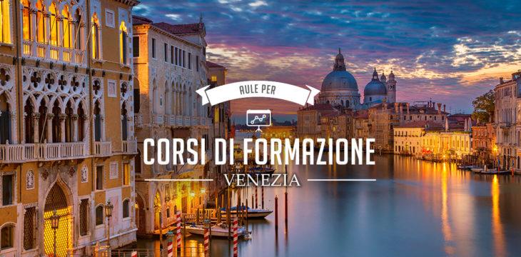 aule per corsi di formazione venezia