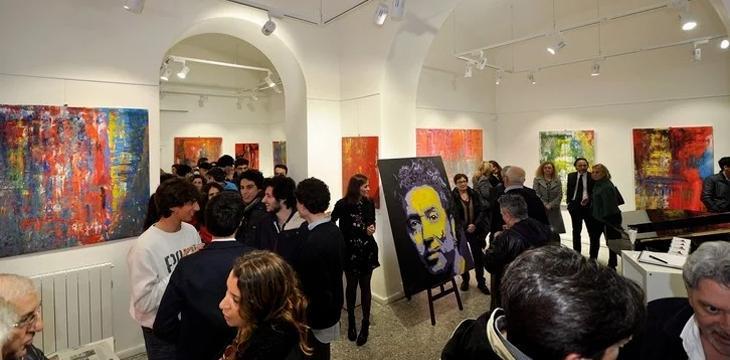 Spazi espositivi e showroom in Italia