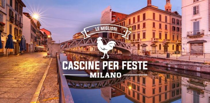 Cascine per feste a Milano