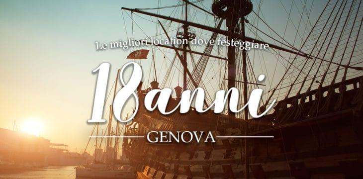 Diciottesimo a Genova