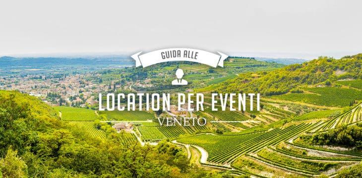 Location per eventi in Veneto