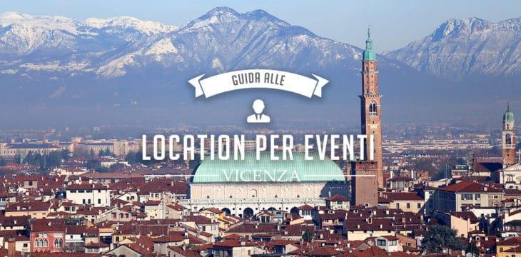 Location per eventi a Vicenza