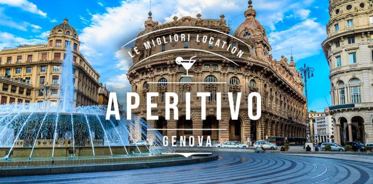 Dove fare un aperitivo a Genova