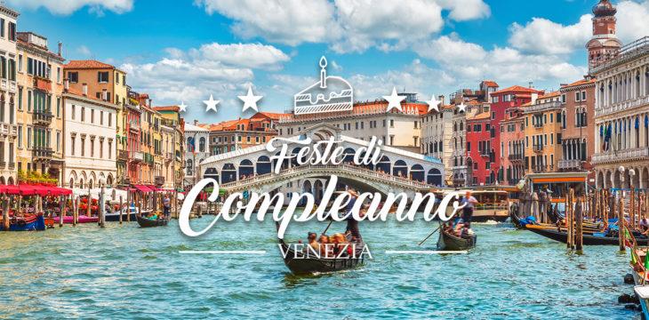 compleanno venezia