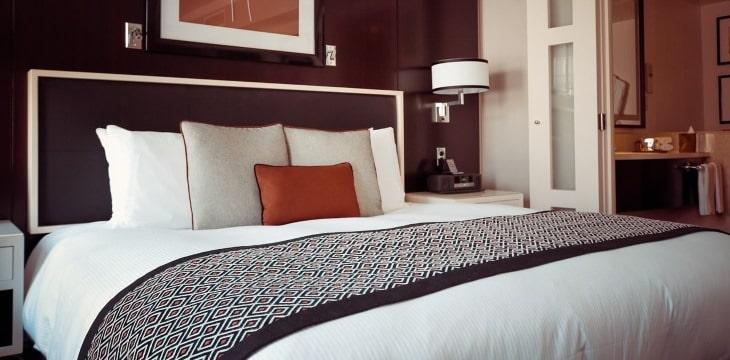 Camera da letto per Dayuse