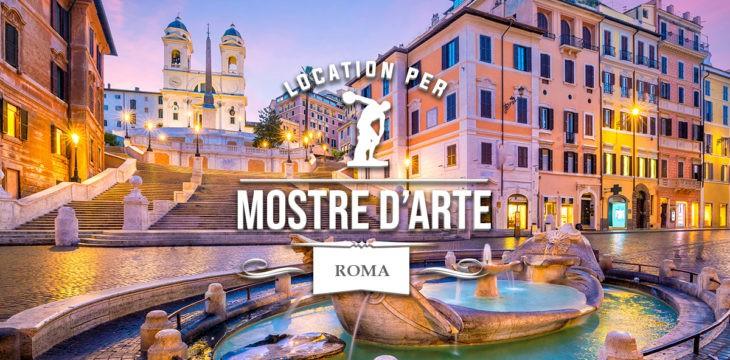Mostre d'arte a Roma