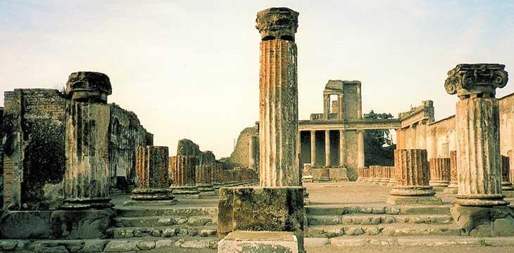 cosa vedere a pompei parco archeologico