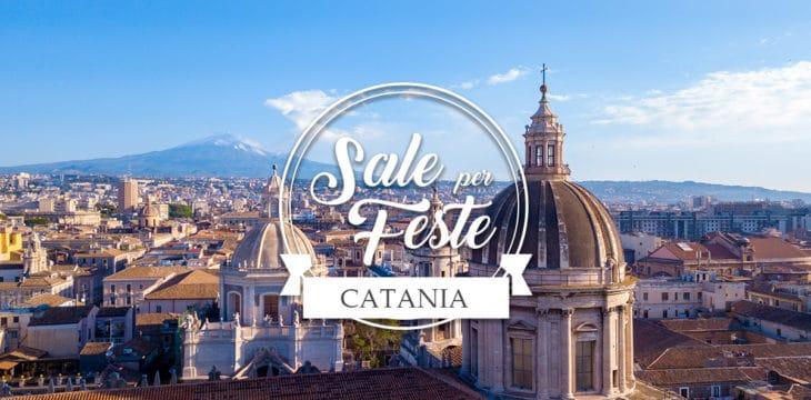 Sale per feste a Catania e provincia