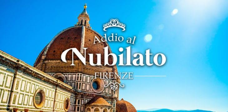 Addio al Nubilato a Firenze