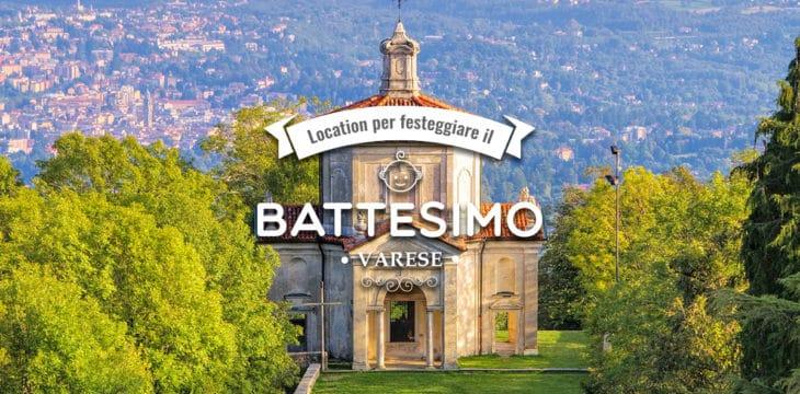 Battesimo a Varese